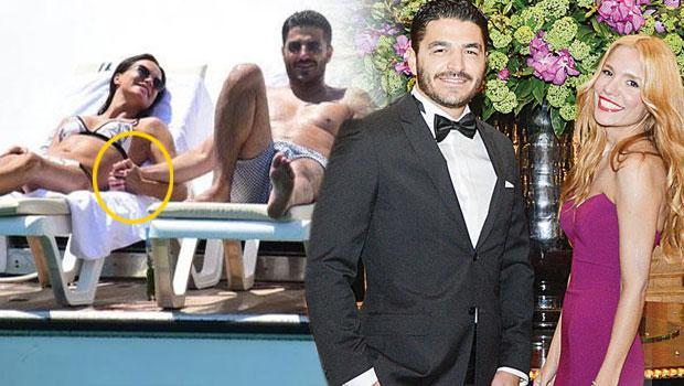 Ebru Şallı'nın yeni aşkı evli çıktı! Çiftten ilk açıklama geldi...