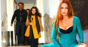 Rafet El Roman ve Tuvana Türkay'ın Arasına Hülya Avşar Girdi